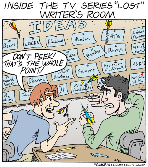 Lost Writers