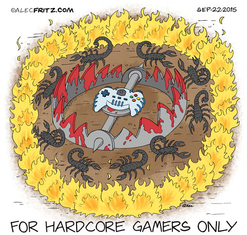 For Hardcore Gamers