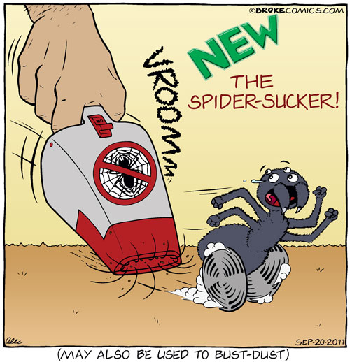 Spider-Sucker