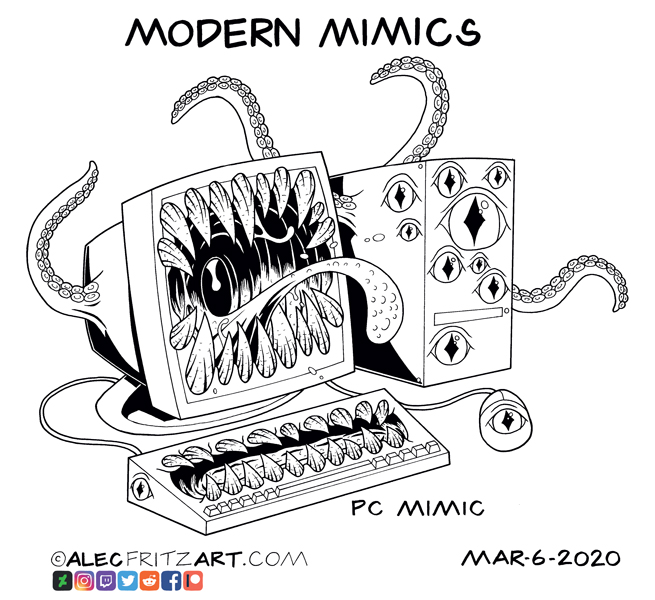 PC Mimic